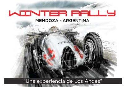 Winter Rall y - Mendoza, Argentina